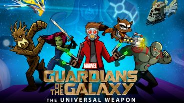 Guardians of the Galaxy: The Universal Weapon Launched