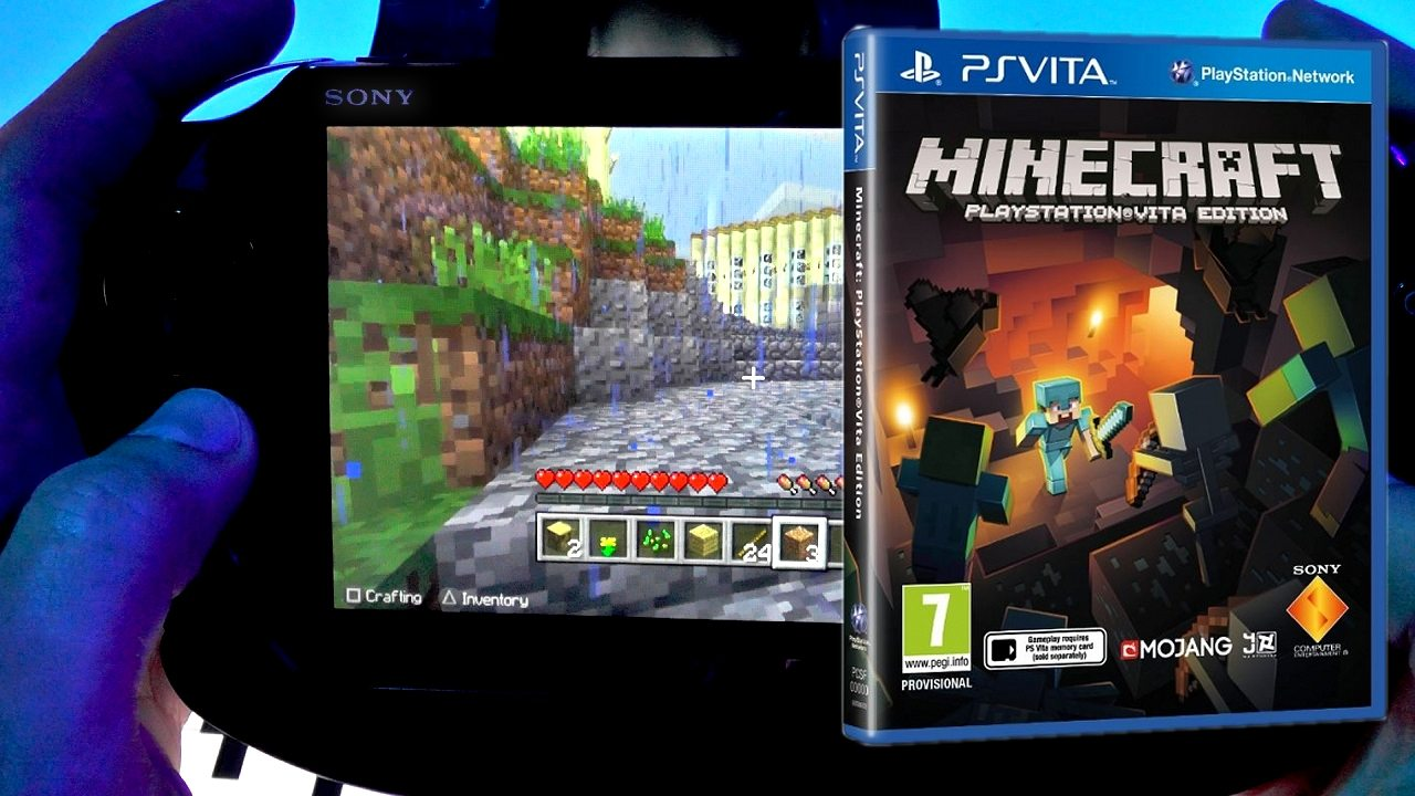 Minecraft | Игры для PS4 | PlayStation
