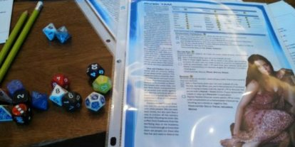 The Shiny, the Weird, and the Neoclassic: Role-playing at Gen Con 2014