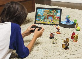 Full Skylanders Trap Team Console Game Comes to Tablets