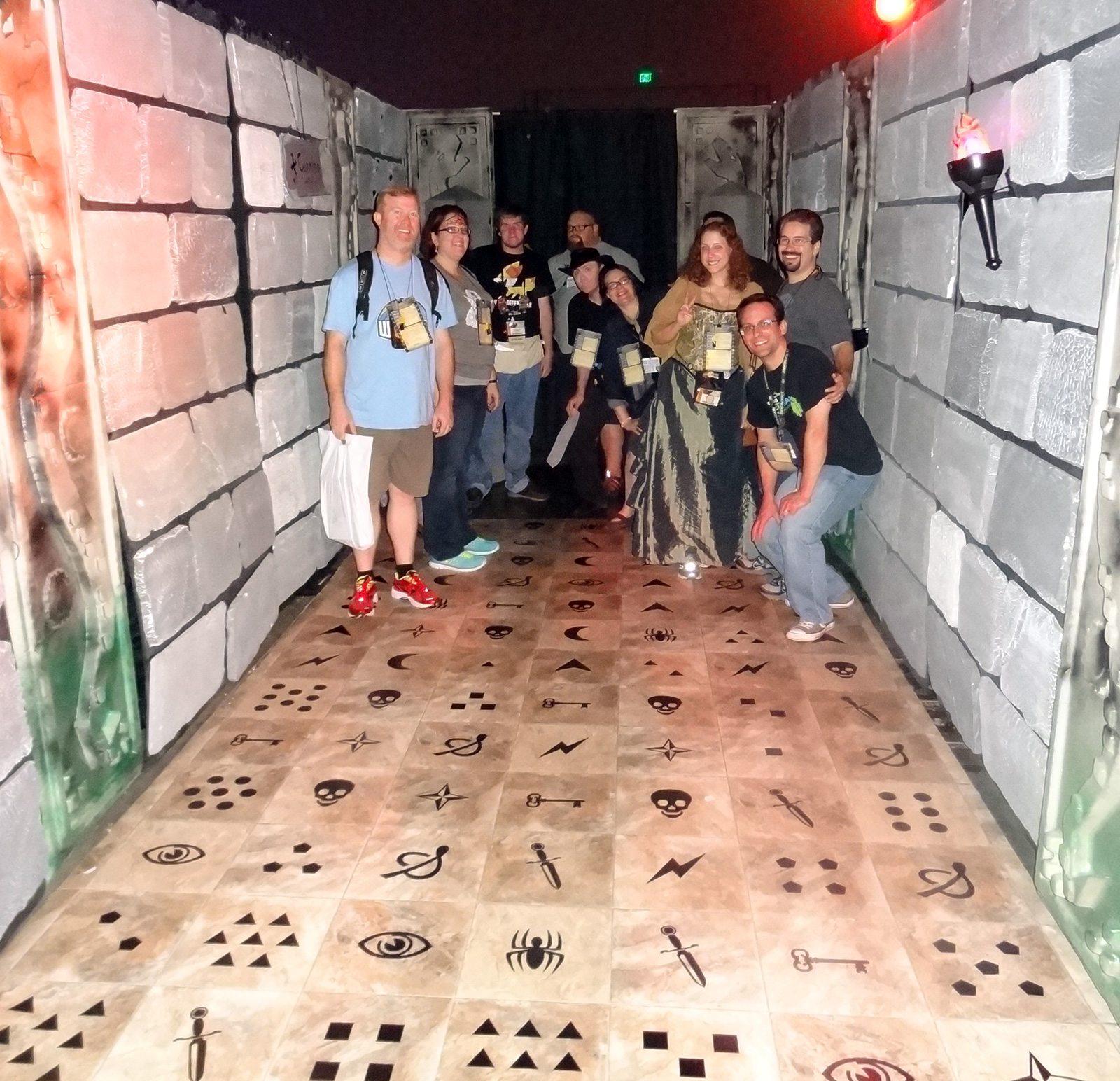 True Dungeon Tiles