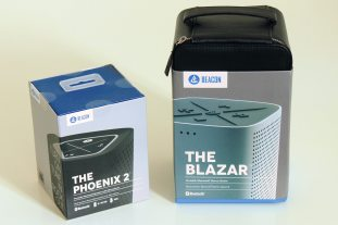 Bluetooth Speaker Review – The Blazar and Phoenix 2 From Beacon Audio