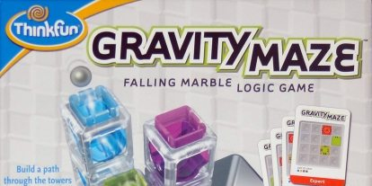 Gravity Maze: A Puzzle-Based Marble Run