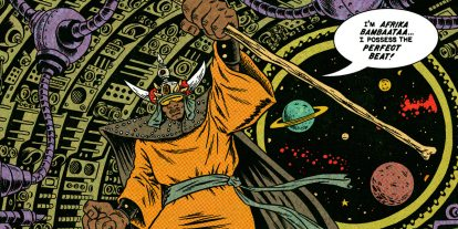 All in the Family: GeekDad Interviews Hip Hop Family Tree's Ed Piskor