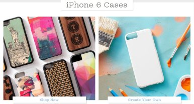 Custom iPhone 6 Cases Available for Preorder (Sponsored by Zazzle)