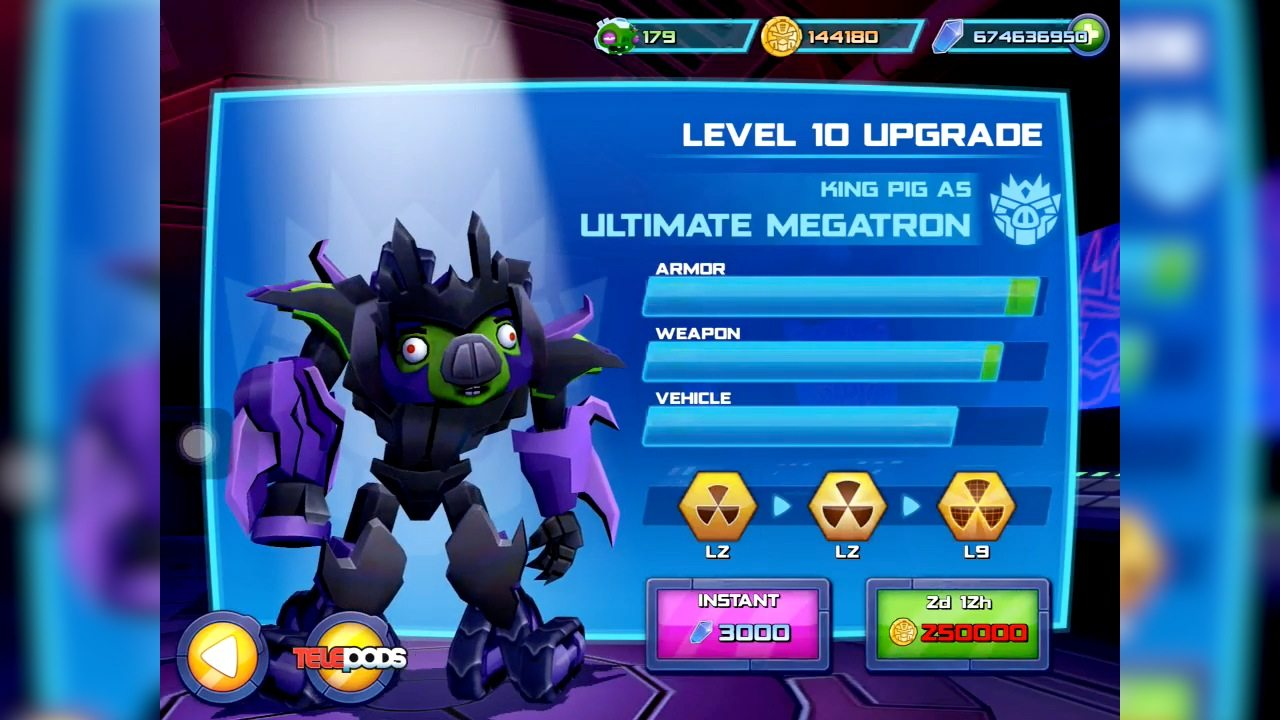 Image Result For Angry Birds Transformersa