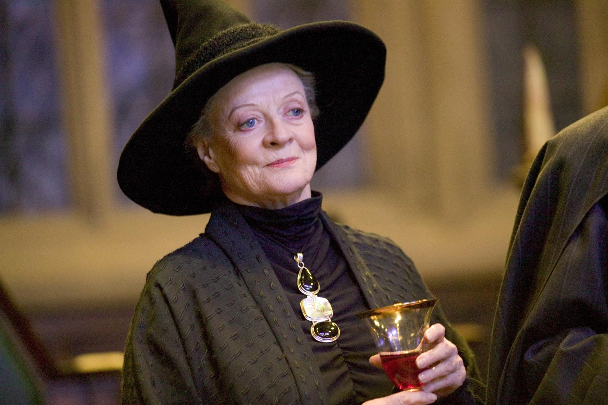 maggie smith movies