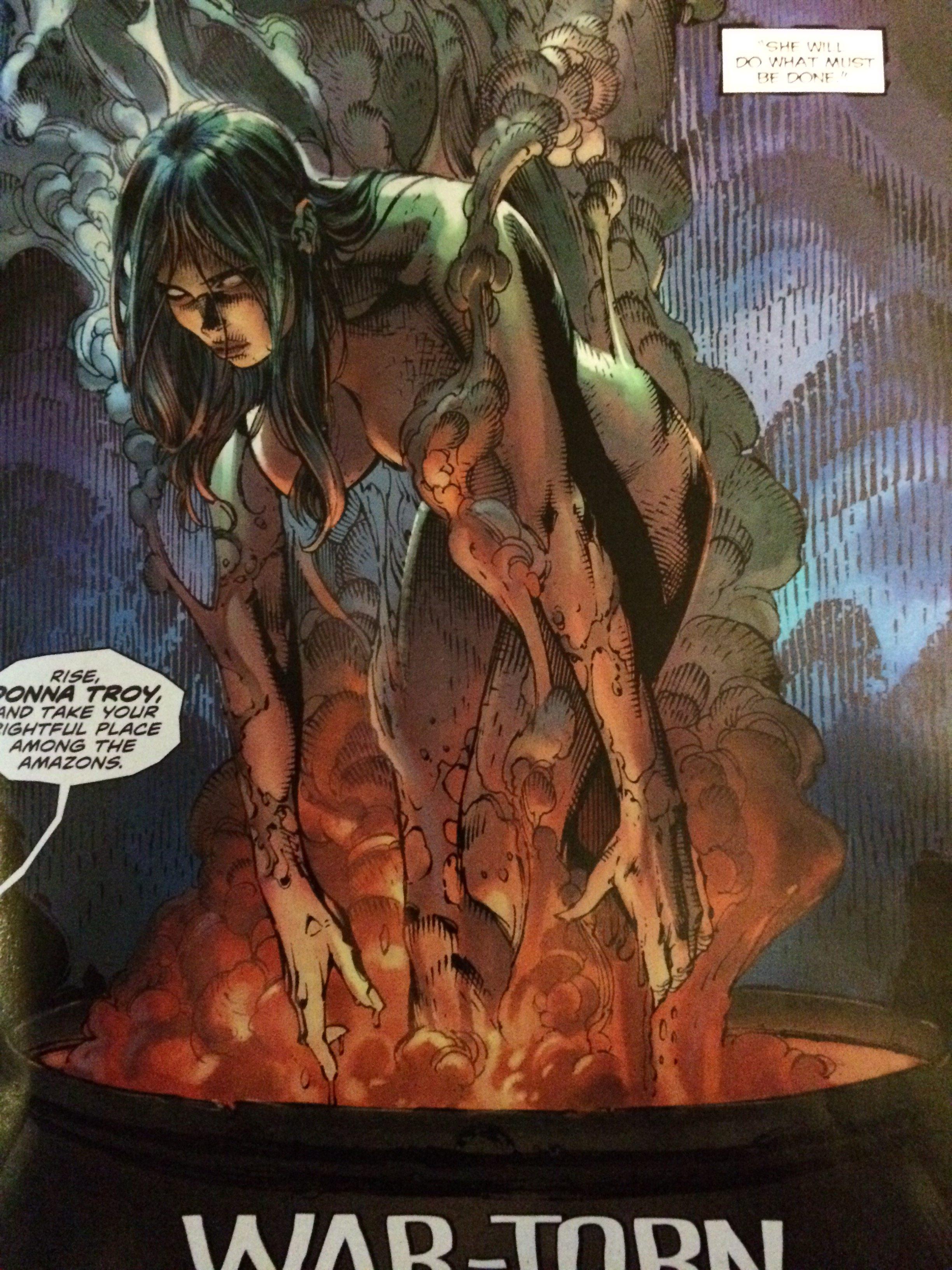 The castration of batman mistress lora style - 1 part 6