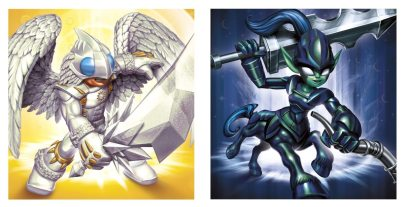 Skylanders Introduces Two New Elements