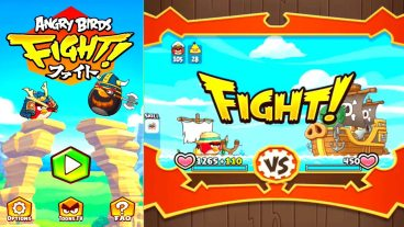 'Angry Birds Fight!' Soft Launches