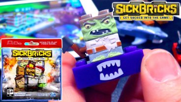 Hands-On With 'Sick Bricks' at Toy Fair