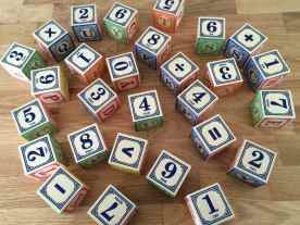 Talk Numbers With Your Toddler