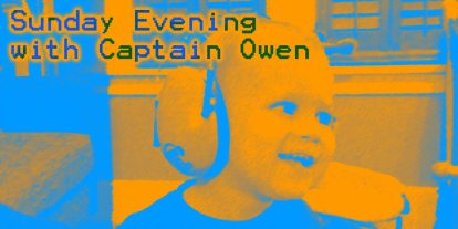 Sunday Evening With Captain Owen Episode 016: 'Pirate Puzzle'