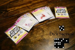 The Dice Section #24: 'A La Kart'  With Daniel Solis