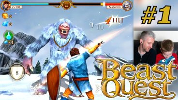 'Beast Quest' Sells 14 Million, Gets Video-Game