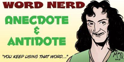 Word Nerd: Amusing Antidote