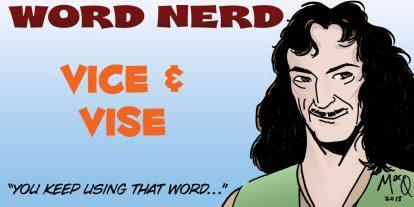 Word Nerd: Vice Grip
