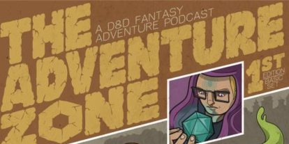 'The Adventure Zone': One 'D&D' Podcast to Rule Them All
