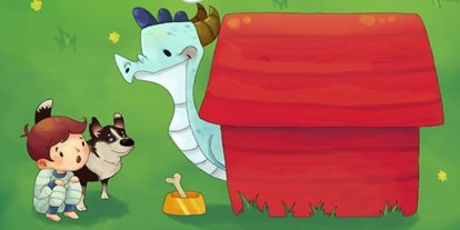 Review: 'Dragon in the Doghouse' by Brandon Draga