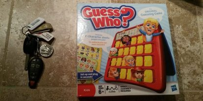 GeekDad Puzzle of the Week – Guess Who Questions