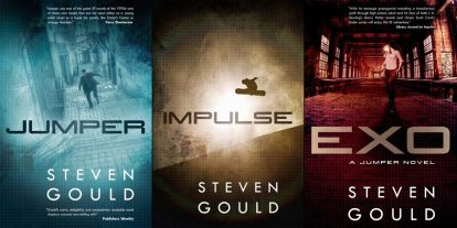Bounded Enthusiasm #11: Steven Gould and 'Jumper'