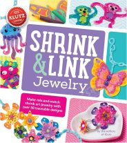 Make Wearable Art With Klutz's 'Shrink & Link Jewelry'