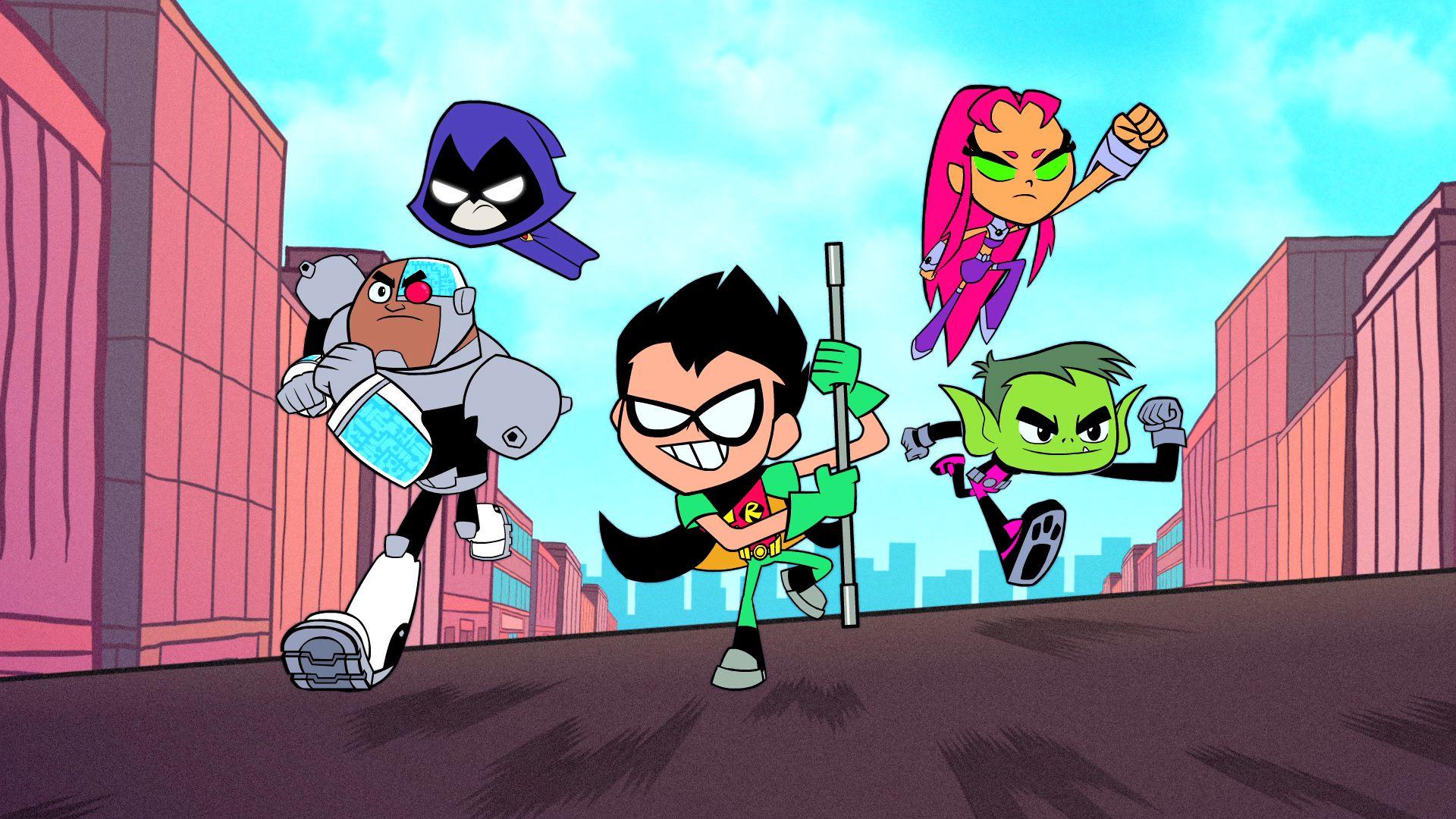 Teen Titans Go Season 2 Released On Dvd - Geekdad-2480
