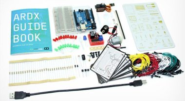 GeekDad Daily Deal: Complete Arduino Starter Kit & Course Bundle