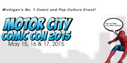 Motor City Comic Con Preview