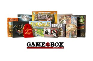 Get a New Tabletop Game Every Month With Game Box Monthly