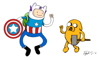 The Avengers, Re-imagined!