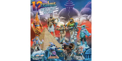 '12 Realms: Bedtime Story' – Catch This Co-op Expansion