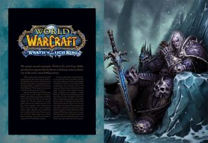 Announcing 'The Art of World of Warcraft' 2015