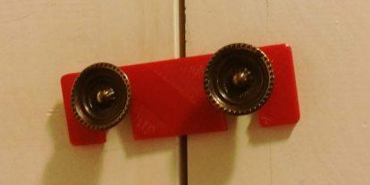 3D Printing: Door Latch