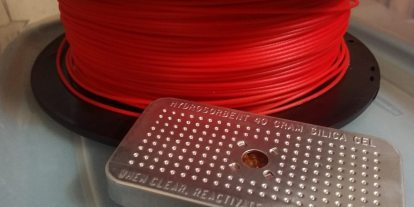 3D Printing Tips and Tricks: PLA vs Humidity