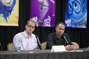 Filmmakers Discuss the Making of 'Inside Out'