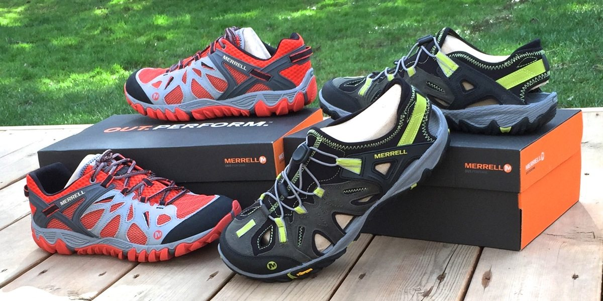 GeekDad Review: Merrell All Out Blaze Sieve and All Out Blaze Aero Sport GeekDad