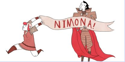 Hollywood Is Bringing Noelle Stevenson's 'Nimona' and 'Lumberjanes' to Life