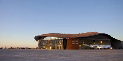 New Mexico Space and Science, Part I: Spaceport America