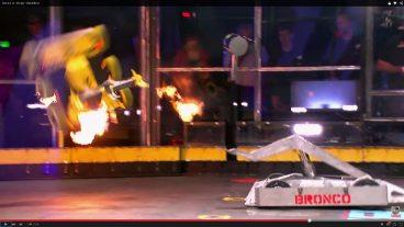BattleBots Week 5 Recap – The Great Eight, Fire Flips, and the De-Icer
