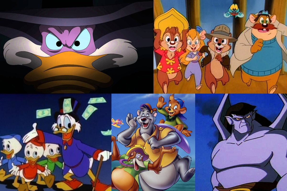 Ranking 11 Disney Television Theme Songs From the '80s ...