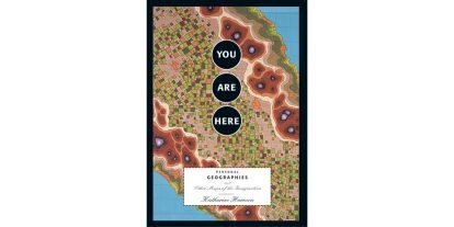 Maps, Time, Geography: 2 Books to Delight the Mind