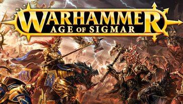 Old Hobbies Die Hard – Playing 'Age of Sigmar'