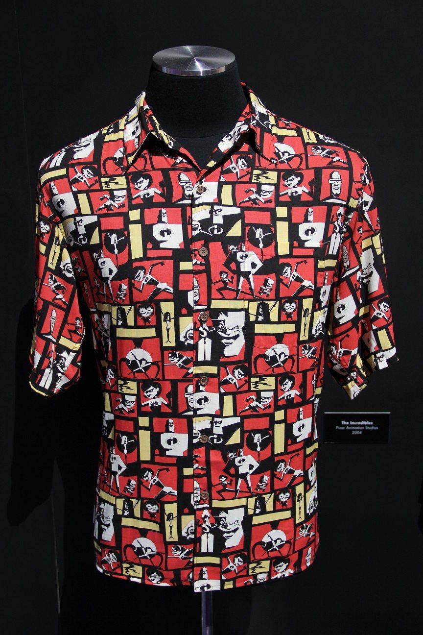 John lasseter studio collection hawaiian shirts ahoy for John lasseter disney shirts