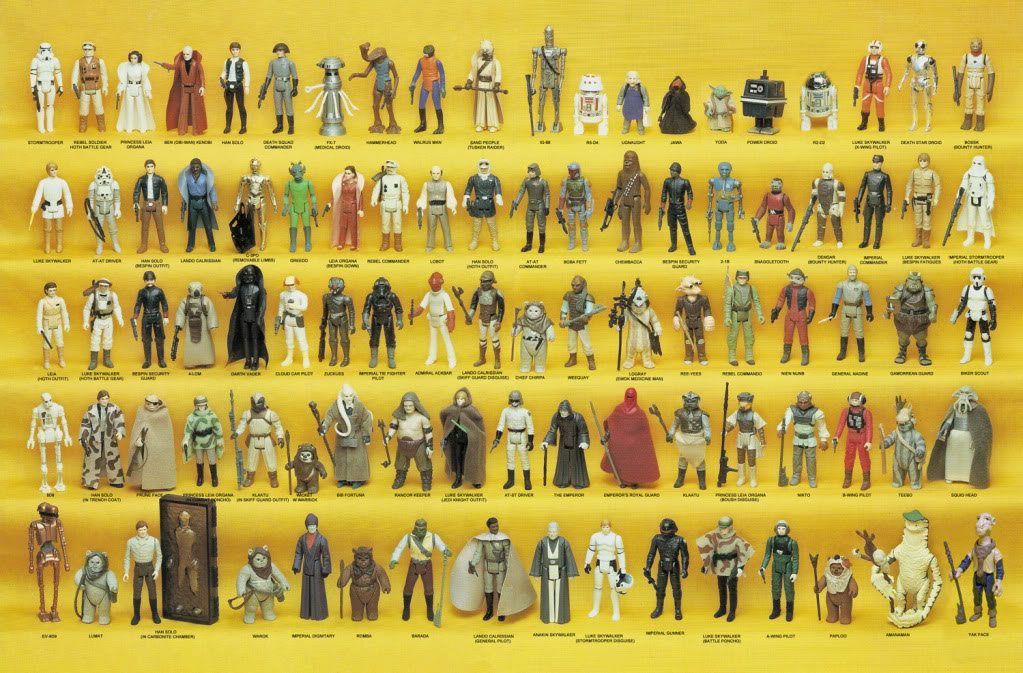 Star Wars Vintage Toys : New star wars the force awakens toys are coming on