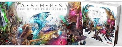 'Ashes: Rise of the Phoenixborn': Game Review