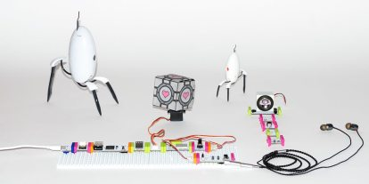 Connect the Internet to Anything – @littleBits Smart Home Kit