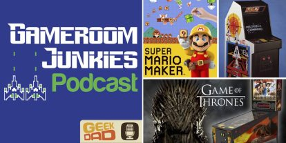 Gameroom Junkies #55: Everything is Awesome!