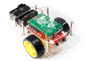 The GoBox – Subscription Robot Kit With Parts Delivered Monthly