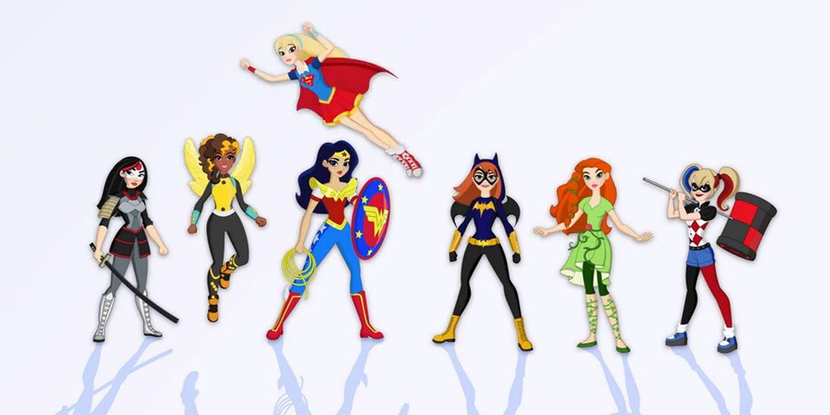 DC Super Hero Girls' First Look - GeekDad